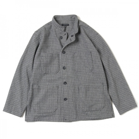 Dayton Shirt - Gunclub Check - Gray