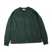 WASHABLE WOOL L/S