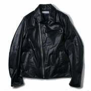 LEATHER RIDERS JACKET