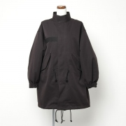 mohair gabardine military mods coat