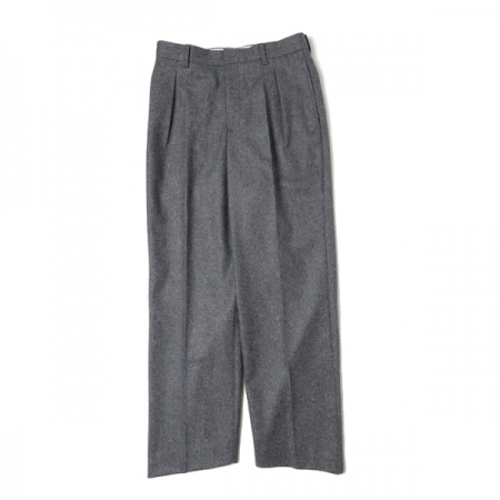Intuck Pants②(Flannel)