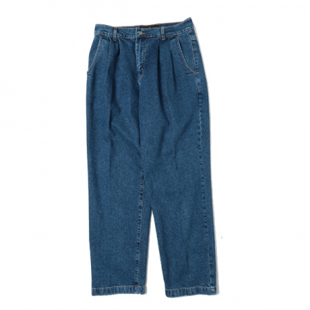 BIG JEANS(WASHED INDIGO)