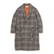 Easy Fitt Wool Check Gown