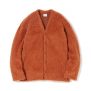 Donald Shaggy Cardigan