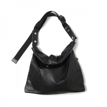 LEATHER WRAP BAG