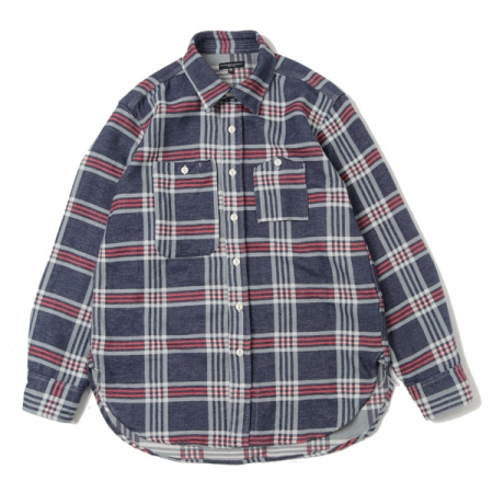 Work Shirt - Big Plaid