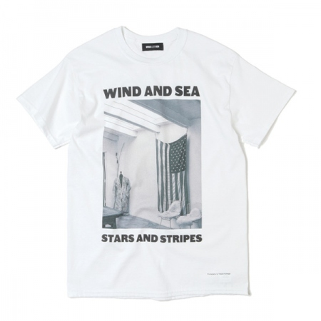 WDS (STARS AND STRIPES) PHOTO T-SHIRT