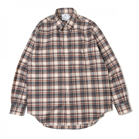 THOMAS MASON  for GP Check B.D Box Shirt