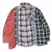 Flannel Shirt - Wide 7 Cuts Shirt 3