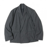 TAILORED JACKET(DARK GRAY)