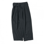 HAKAMA SLACKS(BLACK)