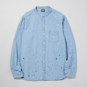 OLD JOE . CHAMBRAY / C-SHIRT . LS
