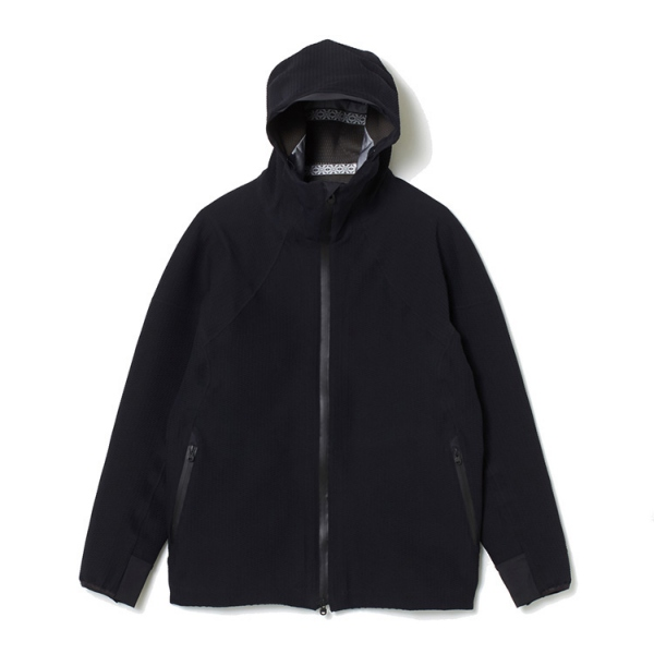GORE-TEX FLEX 2 FIT HOODED JACKET
