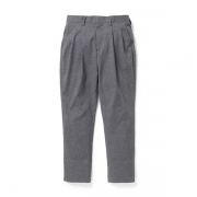 CLEAK SLACKS RELAX FIT POLY OXFORD