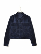 SHORT LENGTH CORDUROY JKT