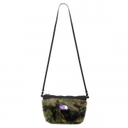 Camouflage Fur Field Pouch M
