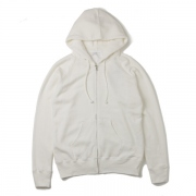 SWEAT ZIP PARKA