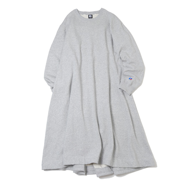 RUSSELL×k3&co. SWEAT DRESS