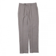 Standard check slacks