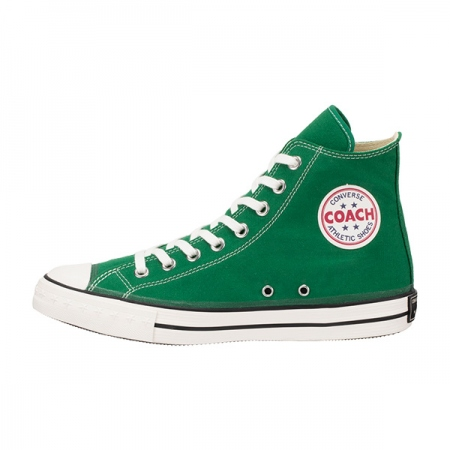COACH CANVAS HI(GREEN)