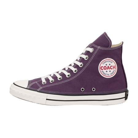 COACH CANVAS HI(PURPLE)