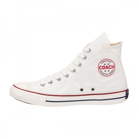 COACH CANVAS HI(WHITE)