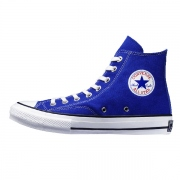 CHUCK TAYLOR CANVAS HI (BLUE)