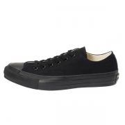CHUCK TAYLOR CANVAS OX(BLACK/BLACK)