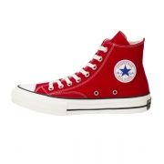 CHUCK TAYLOR CANVAS HI(RED)