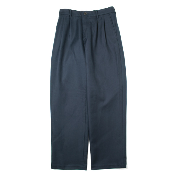 2 TUCK WIDE CHINO PANTS
