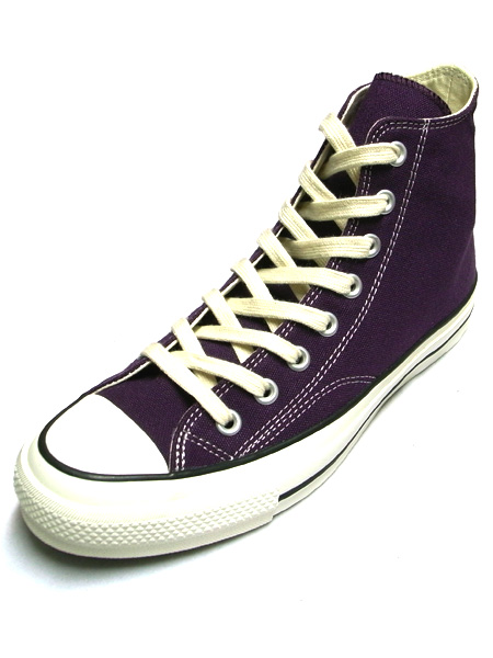 CHUCK TAYLOR CANVAS HI (DEEP PURPLE)