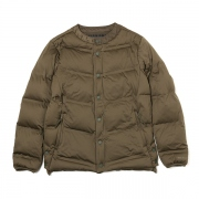 STRETCH QUILTED 2LAYER DOWN BLOUSON