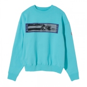 OBLONG NOISE CREW NECK