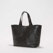 Oiled Leather Tote Bag