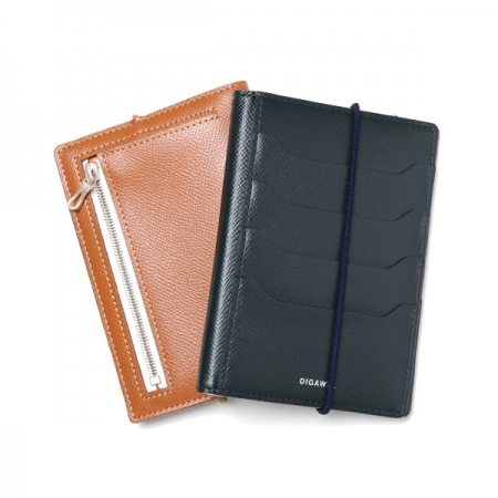 PASSPORT CASE / CALF LEATHER