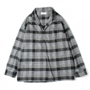 SKIPPER SHIRTS COTTON CHECK FLANNEL