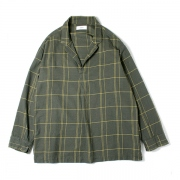 SKIPPER SHIRTS COTTON WINDOWPEN FLANNEL