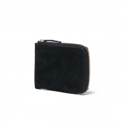Cow Suede Card Case