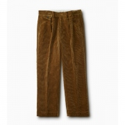 CORDUROY ARMY TROUSERS