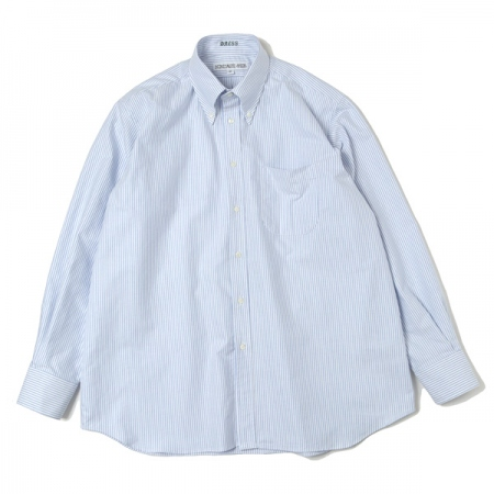 Oxford Candystripe BD Shirt