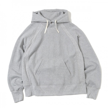 Raglan Hoody - Fleece