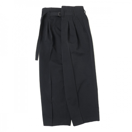 SHIN HAKAMA SLACKS(BLACK)