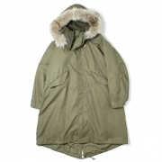 MODS PARKA COTTON NYLON OXFORD