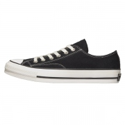 CHUCK TAYLOR CANVAS OX (BLACK)