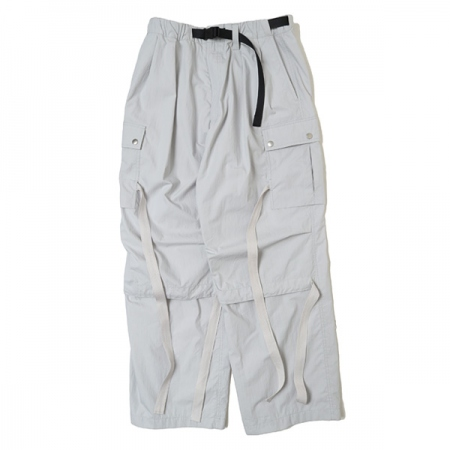 MILITARY TECH PANTS(LIGHT GRAY)
