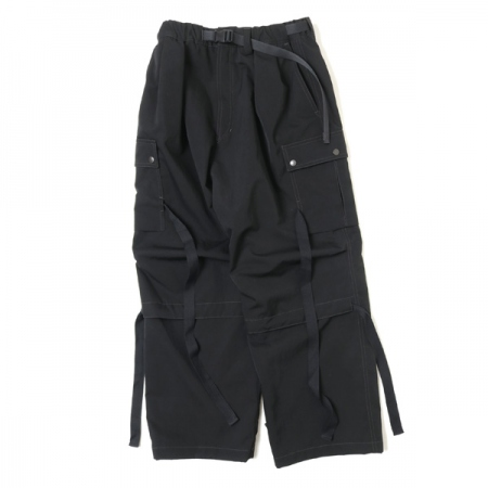 MILITARY TECH PANTS(BLACK)