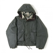 Field Short Hoody Jacket