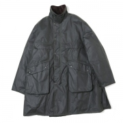 Stand Collar Traveller Coat