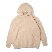 ONE SIDE RAGLAN PARKA ORGANIC COTTON