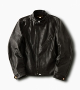 OLD AVIATOR LEATHER JACKET